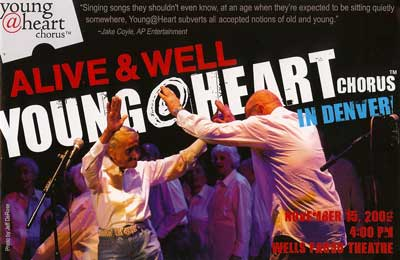 11/15/09 Program - Young@Heart in Denver