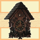Mj's Cuckoo Clock on UnderTheCuckooClock.org